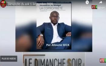 Alioune SECK invité sur la RTS 1